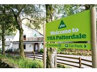 Fun and Flexible volunteering with YHA Patterdale!