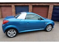 Wanted possible swap Vauxhall Tigra for larger convertible car.