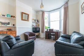 On Copleston Rd a one bed ground floor flat converted within terraced house - with own large garden.
