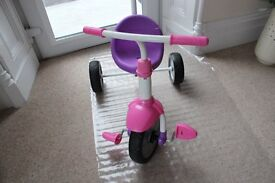 2 to 3 year olds trike in very good condition