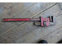 Stilson wrench