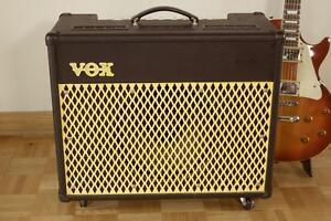 Ampli de Guitare VOX VT50 *** LAMPE ***