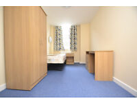 Studio in a prime location of fitzrovia, with own shower and w/c sharing kitchen only.