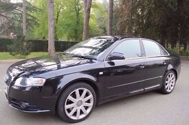 Audi A4 2.0 TFSI S Line Special Edition Quattro 4dr BARGAIN!! LOOK!!!