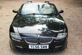 BMW Z4 3.0si Sport Individual - ruby black, champagne nappa, navigation etc.