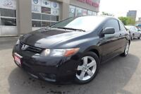 2008 Honda Civic Leather, Sunroof, Loaded, No Accident