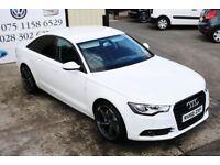 Audi A6 2.0 TDI 175 bhp Black edition spec (Finance & Warranty)
