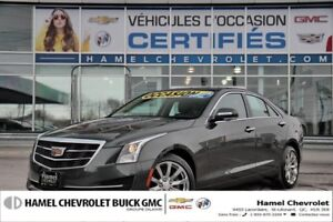 2017 Cadillac ATS (4X4)+CUE+NAVIGATION+TOIT OUVRANT