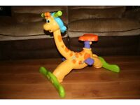 V-TECH Bounce and Ride Giraffe
