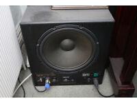 REL Q50 Sub Woofer speaker