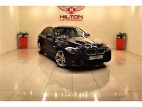 BMW 5 SERIES 2.0 520d M Sport 4dr NO DEPOSIT NEED - DRIVE AWAY (black) 2013