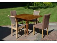 Table & Chairs Ducal Extending Table