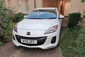 Mazda 3 TS 1.6 Auto - 2012 - White - 36k miles - Full Mazda Service History