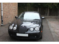 Jaguar S-Type 2.7 diesel manual , full leather , alloys ........ £2000 ono