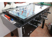 FABI torino original pool table with glass top