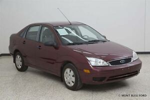 2007 Ford Focus SE  **SAFETY AND E-TEST INC !    -NO ADMIN FEE,
