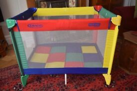 Graco Travel cot - 'Pack-n-Play' Compact
