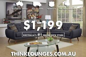 BRAND NEW HIGH QUALITY MODERN LOUNGE & SOFAS, FREE HOME DELIVERY Parramatta Area Preview