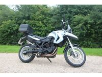BMW F650GS for sale