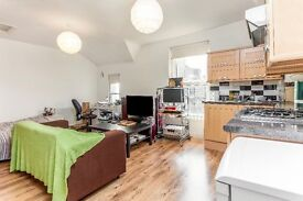 LARGE STUDIO APARTMENT, WOODEN FLOOR, MOMENTS FROM TRANSPORT LINKS, BUILT IN STORAGE