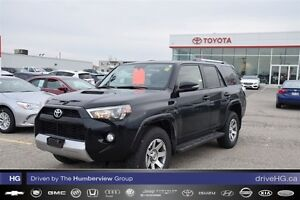 2016 Toyota 4Runner Trail Team Edition with 6 year 200, ooo ECP