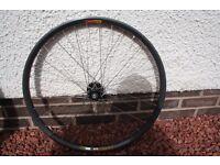 "Mavic 26"" Mountain bike wheels"