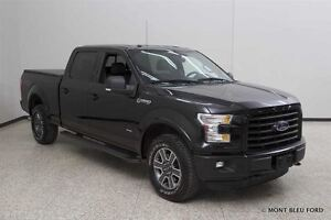 2016 Ford F-150 XLT/4x4  *NO ADMIN FEE, FINANCING AVALAIBLE WITH