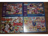 Selection of Jigsaws