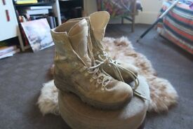 Meindl boots - size 9. Sturdy big boots! In good solid condition