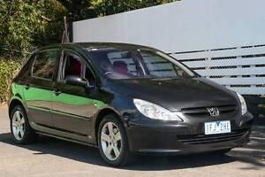 2003 Peugeot 307 XSE Hatchback Ringwood Maroondah Area Preview