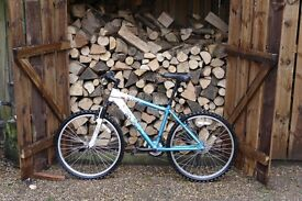 Girls, Ladies Apolo Bike, Twilight, FemTB , size 17 frame