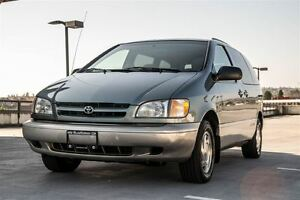 2000 Toyota Sienna Coquitlam location Call Direct 604-298-6161