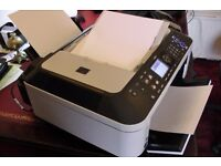 Canon PIXMA MX350 All-in-One Inkjet Printer Wifi Copy Scanner Fax SD card slot