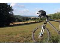 Large house sleeps 10 suit 2 families ideal base for cycling walking free guided tours offered.