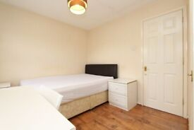 🏡DOUBLE SINGLE USE BY POPLAR STATION IN 3 BED FLAT WITH GARDEN - Zero Deposit apply - 22 Dingle