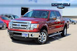2014 Ford F-150 4X4 SUPERCREW