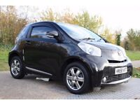2009 Toyota IQ 1.0 VVT-i Hatchback 3dr AUTOMATIC, 3M WARRANTY, Fully Serviced ! £20 TAX, PX WELCOME