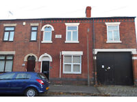 *Fully Furnished Ensuite room, Rugby street, Derby All bills included*