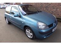RENAULT CLIO 1.2 ** 04 PLATE ** 49,000 MILES ** FULL HISTORY **