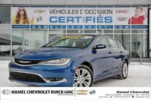 2015 Chrysler 200 C LIMITED