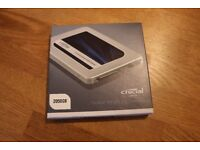 Crucial MX300 2TB SSD (New and Sealed)