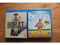 Borat / Bruno - 2 Blu-rays
