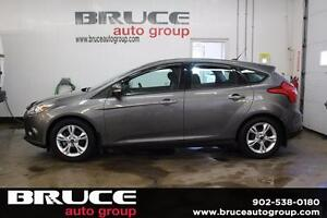 2014 Ford Focus SE 2.0L 4 CYL AUTOMATIC FWD 5D HATCHBACK