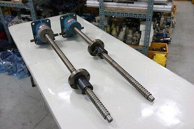 Duff-norton Used Ball Screw Actuator Kglcz00a029xaa Um10806-137 Stroke 700mm