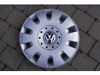 vw wheel trim - single