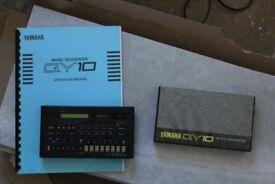 YAMAHA QY10 music sequencer/sound module