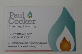 PLUMBING & HEATING - GAS SAFE REGISTERED, FREE QUOTATIONS - PLUMBER