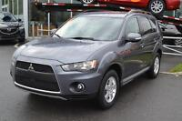 2011 Mitsubishi Outlander LS*V6*4X4*7 PASSAGERS*AC*CRUISE*SIÈGES