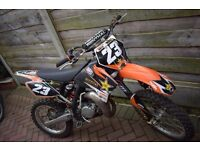 KTM SX 85 2011 [Mint Condition]