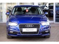 2015 AUDI A3 SPORT SALOON FULL FRONT END (Blue)